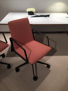 Coalesse Massaud Conference Chairs Potrero415 Table