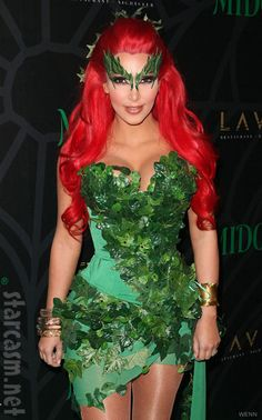 Poison Ivy costume  sc 1 st  Pinterest : ivy from batman costume  - Germanpascual.Com