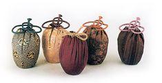 SHIFUKU. Silk pouch til opbevaring af Chaire
