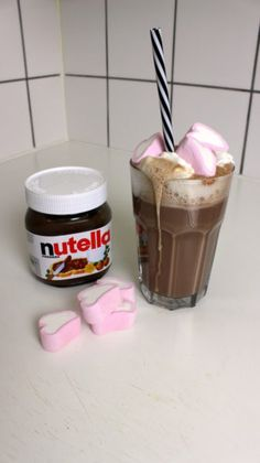 Nutella Hot Chocolate ♡ International Nutella Day   Nella Törnroos