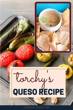 Torchy's queso is a staple in Austin because of its insane creaminess and heat without losing the flavor. Here's a recipe for it that you can make at home!