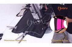 """YARU FABRICA COLOMBIANA DE FAJAS Y ROPA DEPORTIVA .  Web: www.yaru.co - Colombia - Cali Whatsapp: +573122525303 (solicita nuestros catalogos para mayoristas). Somos una compañia que confecciona fajas en latex, neopreno, powernet, poliester y neopreno. Tambien fabricamos ropa deportiva en supplex, lycra y nylon power. Tenemos el servicio de maquilado (es decir fabricamos con tu marca o logo). Igualmente tambien fabricamos con """"marca blanca"""", es decir sin ninguna marca. Waist Training, Golf Bags, Cali, Private Label, Athletic Wear, Sports, Small Waist Workout, Lower Back Exercises, Waist Workout"""