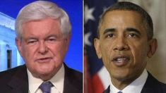 Gingrich rips Obama's criticism of Trump as 'despicable'