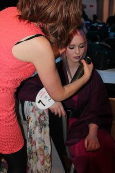 Yesterday at Wella trend vision Scottish finals