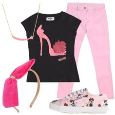 Outfit Rosa fashion