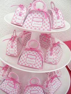 cajitas para dulces de cumpleaños - Buscar con Google
