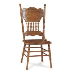 My favorite chairs! I pinned this Blackburn Chair from the Style Study: The Country Kitchen event at Joss and Main!
