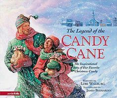 The Legend of the Candy Cane book