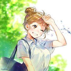 Anime girl~ ☀