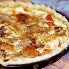 Tarte à l'italienne, tomates-mozza : 60 recettes pour un pique-nique gourmand - Journal des Femmes