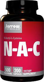 Jarrow Formulas - NAC