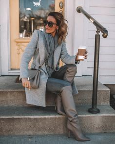 How to Style: Icon Knee-High Boot | Karina Style Diaries