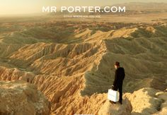 Mr Porter Fall Winter 2012 Campaign shot by Tom Craig • Selectism