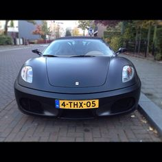 Ferrari F430 Spyder?!