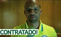 Felipe Melo é do Palmeiras!