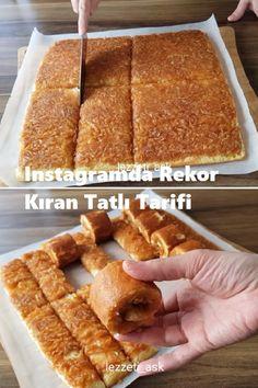 Baklava Cheesecake, Iran Food, Homemade Beauty Products, Feta, Tart, Breakfast Recipes, French Toast, Food And Drink, Yummy Food