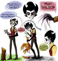 Wilson | Don't Starve!