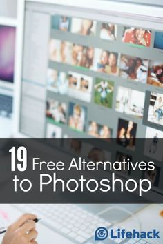 19 Free Alternatives to Photoshop - Image Editing - Edit image online tool. - Enjoy the benefits of Adobe Photoshop without the pricetag. Here are 19 free alternatives to photoshop to edit photos and create beautiful images for free! Photoshop tips. Photoshop Tutorial, Actions Photoshop, Adobe Photoshop, Photoshop Lessons, Photoshop Software, Photo Software, Photoshop Express, Learn Photoshop, Photoshop Brushes