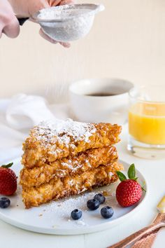 French Toast Recipes - Cornflake Crusted French Toast - Best Brunch Bites and Br. - B&B Ideas - Toast Vegetarian Breakfast, Breakfast Dishes, Breakfast Time, Breakfast Recipes, Breakfast Ideas, Mexican Breakfast, Breakfast Sandwiches, Breakfast Pizza, Vegetarian Cooking