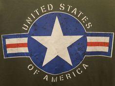 US . UNITED STATES ARMY MILITARY STAR T-SHIRT  #jerzee #BasicTee