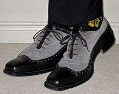The Kooples trousers, Ron White suede & leather oxfords… #TheKooples #RonWhite #RonWhiteShoes #Toronto #wiwt #sartorial #sartorialsplendour #sprezzatura #menswear #mensweardaily #menshoes #menstyle #mensfashion #style #fashion #shoes #dandy #dandystyle #d