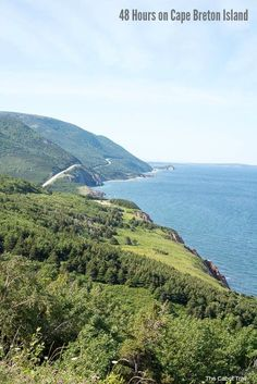 A 48 hour visit to Cape Breton Island: a unique lobster supper, the Cabot Trail, Louisbourg Fortress and more sights and eats! East Coast Travel, East Coast Road Trip, East Coast Canada, Cabot Trail, Canada Travel, Canada Trip, Cape Breton, Prince Edward Island, Nova Scotia