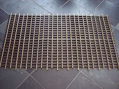 12 LGB 10600 G SCALE BRASS 600mm TRACK STRAIGHTS