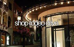 I do love shopping