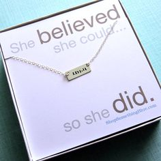 cute gift for the marathoner in your life! #runners