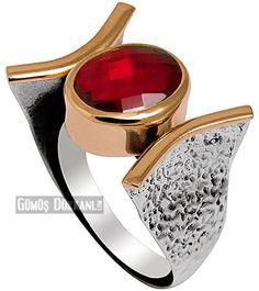 Otantik Bayan Yüzüğü, Gümüş Yüzük Modelleri