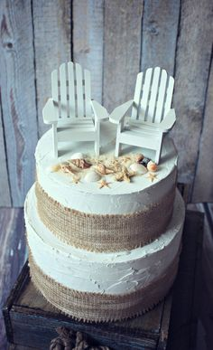Adirondack beach wedding chairsminiature by MorganTheCreator, $31.00 this looks hella similar to the one i want