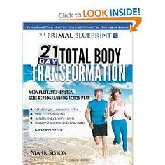 The Primal Blueprint Day Total Body Transformation A StepBy