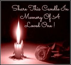 Share this candle love quotes quote miss you sad death family quotes in memory