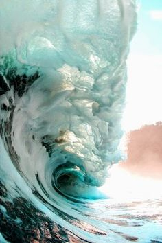 Big Waves - omg! So incredibly beautiful and frightening! the power of the ocean leave me in awe...
