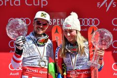 Mika and Marcel Snowboard, Rugby, Hockey, Mikaela Shiffrin, Freestyle, Sport, Photos, Pictures, World Cup