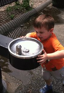 The Daily Scramble | Vol. 101 (58 Pics) - Water fountain issues.