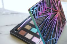 URBAN DECAY VICE 4 PALETTE MECCA COSMETICA AUSTRALIA REVIEW AND SWATCHES