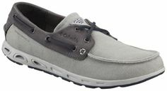 This boat shoe is big on breathability; the Bonehead Vent's classic style is perfect for casual summer days and the highly drainable, super ventilated construction will keep you cool, dry and comfortable. A removable footbed makes for easy cleaning while the responsive Techlite midsole features 3 lateral and 3 medial ports to facilitate water evacuation and air circulation, making them ideal for activities around the water.