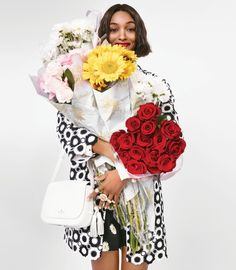 Jourdan Dunn stars in Kate Spade's spring-summer 2016 campaign
