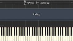 [Synthesia][MIDI] Shebop