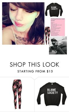 """Arabella"" by shadowgirl15 ❤ liked on Polyvore featuring INDIE HAIR"
