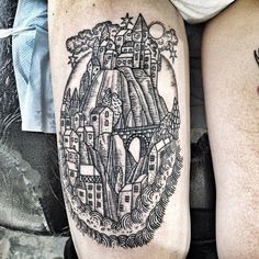 horikola. I think I want a tattoo from him the most out of any artist.