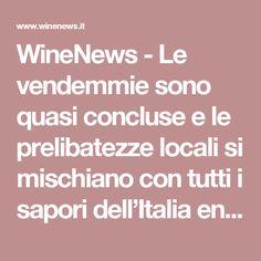 """WineNews  - Le vendemmie sono quasi concluse e le prelibatezze locali si mischiano con tutti i sapori dell'Italia enogastronomica. È il momento perfetto per scoprire i gusti della tavola made in Italy. Da """"Autochtona"""" a """"Golosaria"""", ecco gli eventi più cool - Visualizzazione per stampa"""