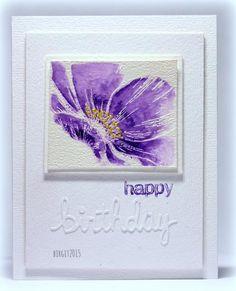 TLC518 Happy Birthday by Biggan - Cards and Paper Crafts at Splitcoaststampers