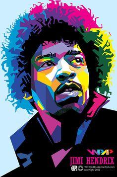 Hendrix est l'un des artistes les plus novateurs de son siècle, notamment en…