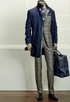 Kiton Fall/Winter 2014