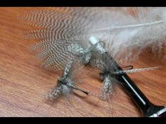 Spent cdc with wally wing - Find the best Fly Tying Videos in Fly dreamers. Dry Flies, Streamers, Nymphs, Emergers, Classic Flies, Saltwater Flies and much more. | Fly dreamers