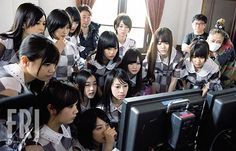 [FRIDAY] 2012.04.27 ~ 乃木坂46 (nogizaka46)