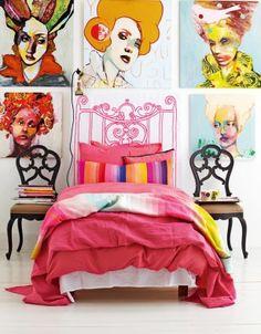 Bedroom Inspiration | Homethods #Decoration #bedroom #DIY #Home #Decor #Inspiration