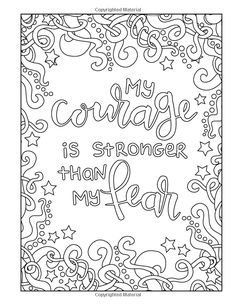 Amazon.com: Coloring Through Cancer: An Adult Coloring Book with 30 Positive…